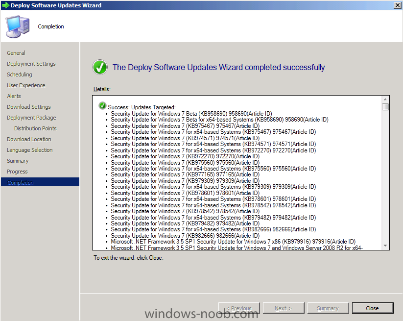 deploy software updates wizard completed.png
