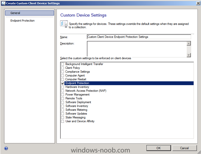 custom client device endpoint protection settings.png