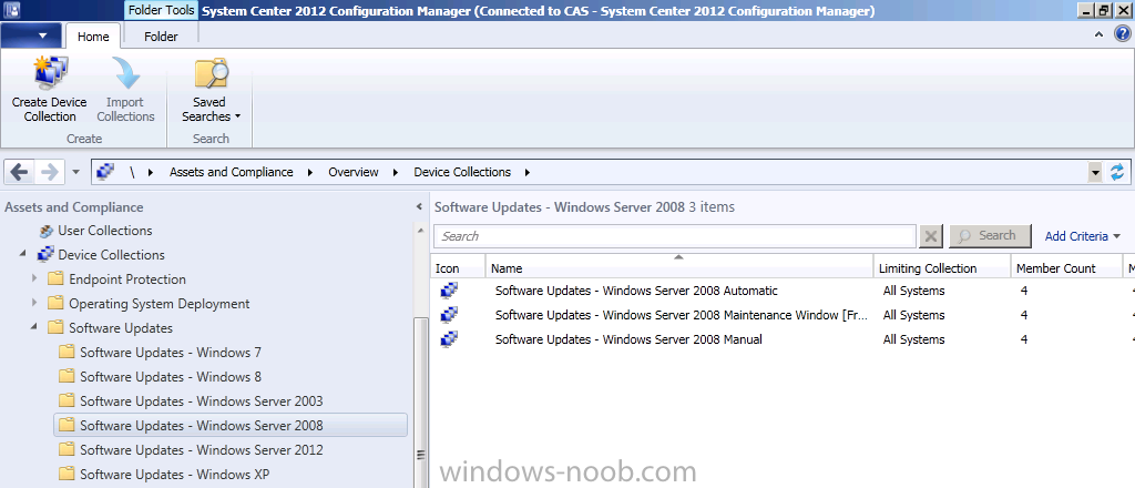 using System Center 2012 Configuration Manager – Part 9