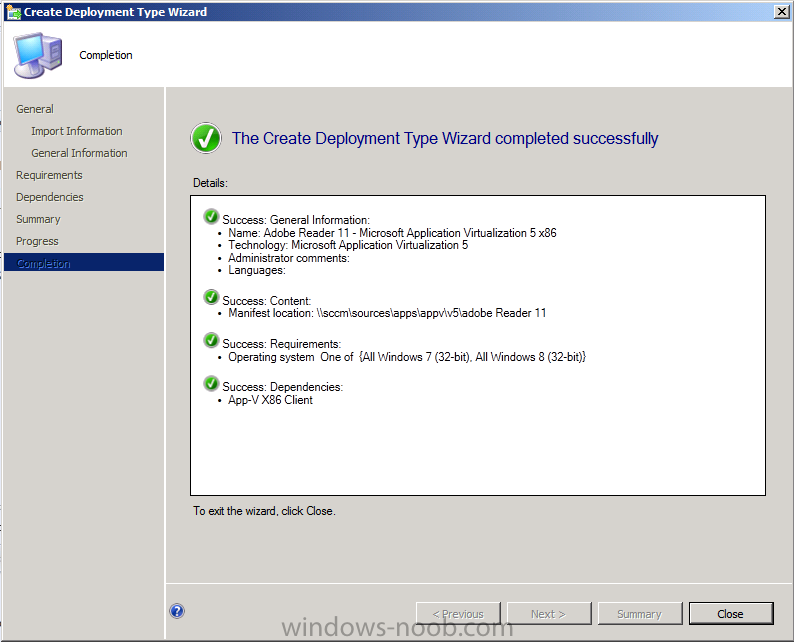 new deployment type for the X86 App V client.png