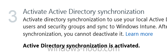 Active Directory synchronization is activated.png