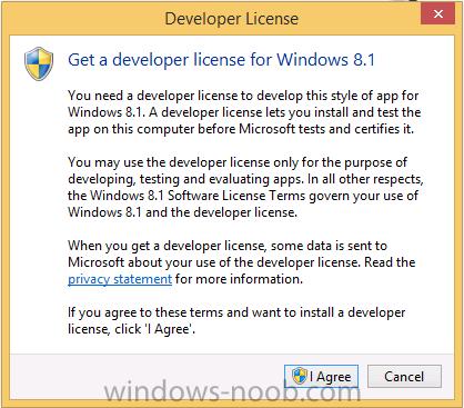 get a developer license for Windows 8.1.png