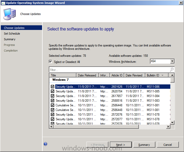 update operating system image wizard.png