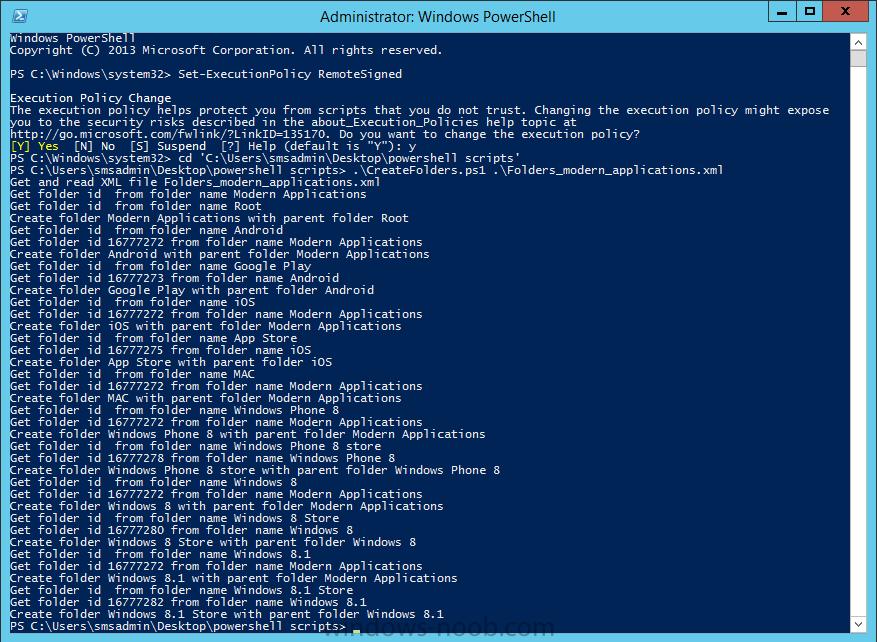 create folders using the powershell script.png