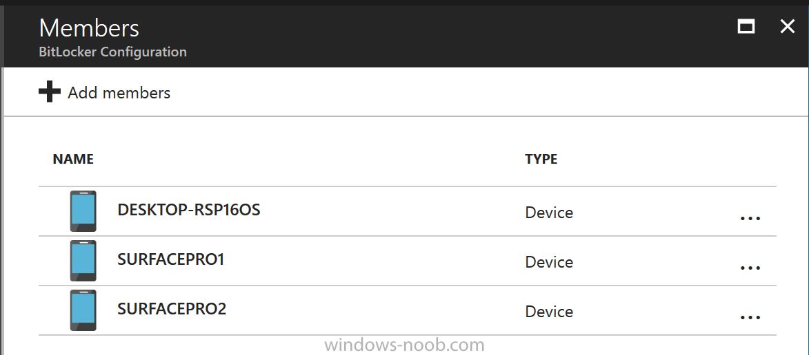 Configuring BitLocker in Intune - Part 1  Configuring