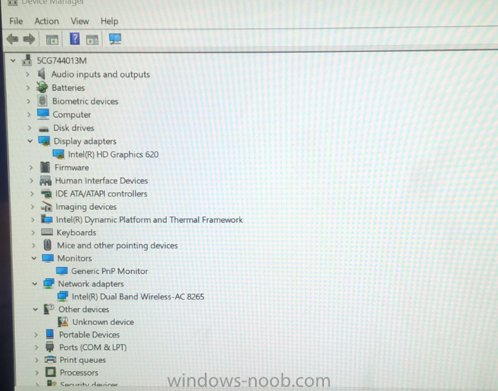 HP EliteBook x360 1030 G2 issues with docking station - System