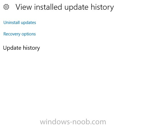 all windows 10 updates empty sccm