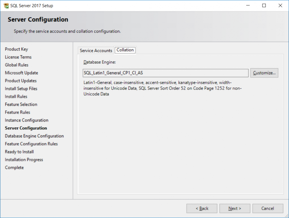 sql server installation - collation.png