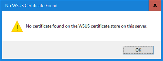 no certificates found.png