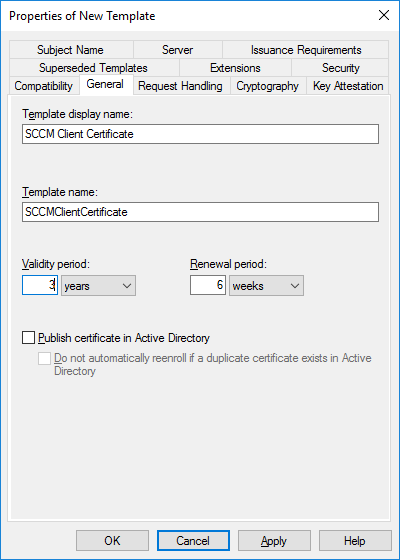 How can I configure System Center Configuration Manager in