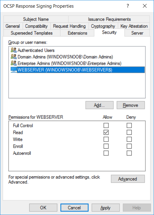 How can I configure PKI in a lab on Windows Server 2016