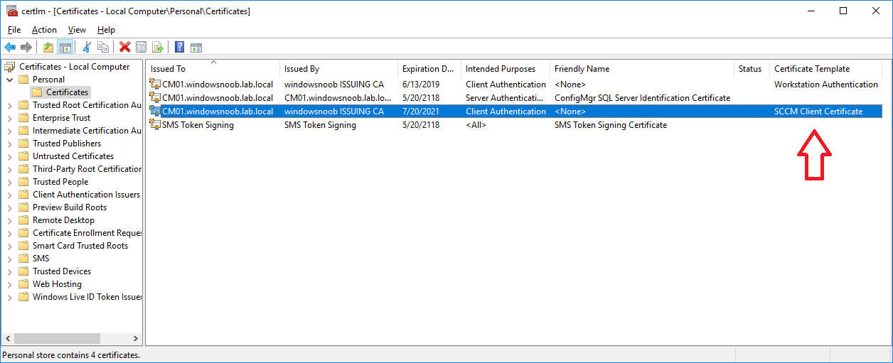 How Can I Configure System Center Configuration Manager In Https