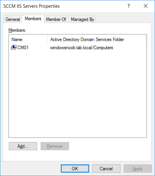 cm01 added to active directory security group.png