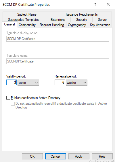 SCCM DP Certificate and Validity Period.png