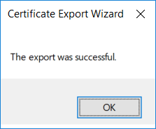 certificate export was successful.png