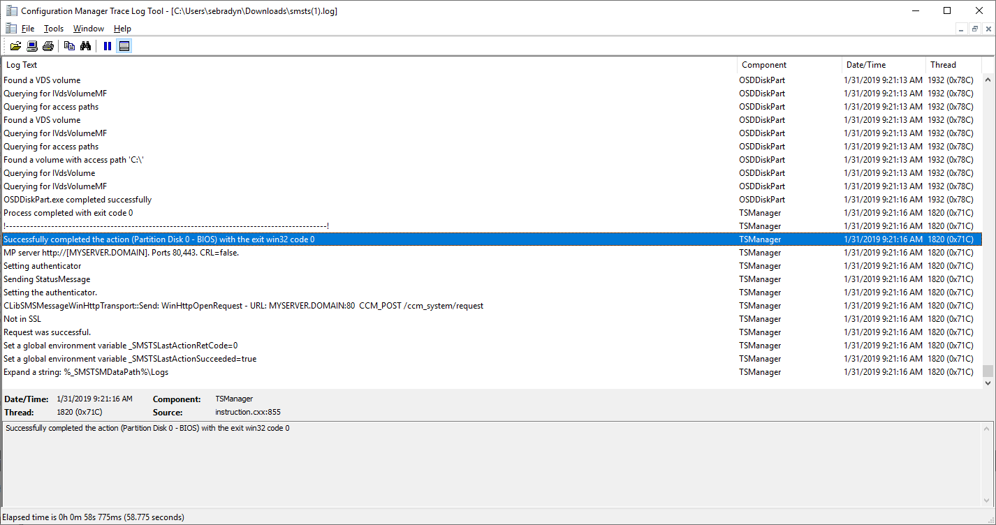 Sccm Pxe Boot Legacy And Uefi