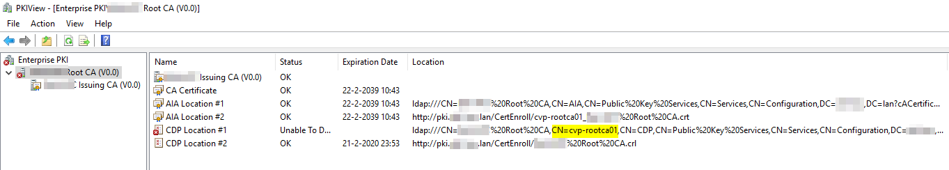 How can I configure PKI in a lab on Windows Server 2016 - Part 8