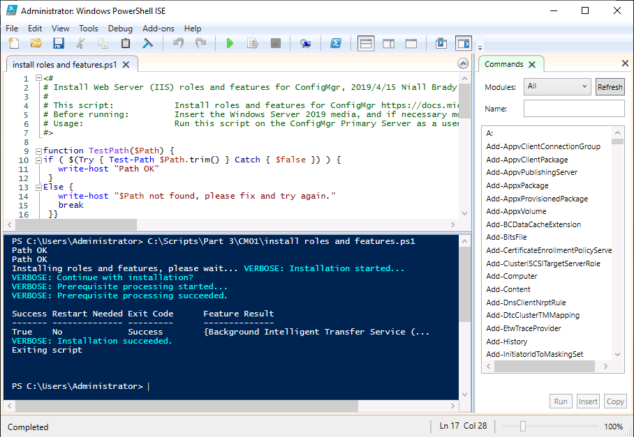 install iis role in Powershell.png