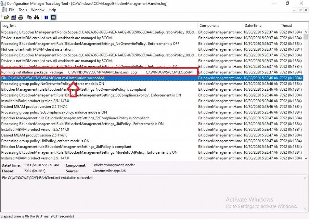 running mbamclient installation.jpg