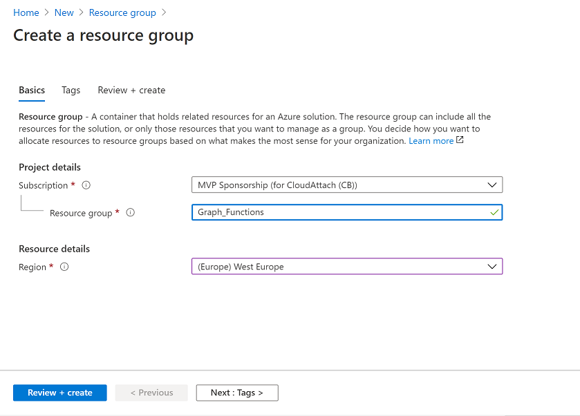 create a resource group.png