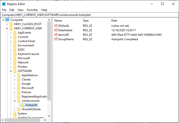 autopilot completed in registry.png