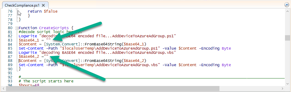 add base64 encoding to CheckCompliance script.png