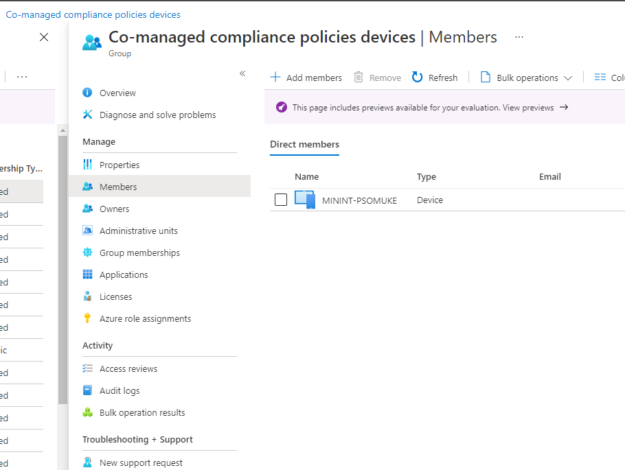 device appears in azure ad group after 5 minutes.PNG