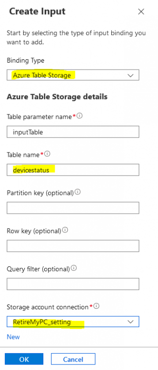 Create Input for http trigger integration.PNG